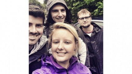 Team New Hope climbs Mt Kilimanjaro